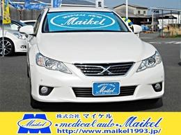 トヨタ マークX 2.5 250G リラックスセレクション HDDナビ・DTV