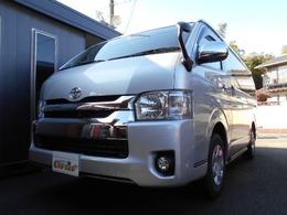 トヨタ ハイエース 2.7 GL ロング ミドルルーフ 4WD ナビ/TV 10人乗り 走行距離無制限保証付