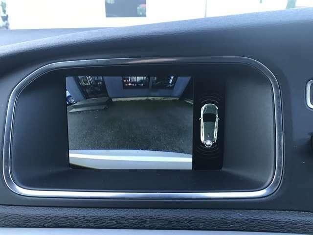 駐車時に安心のバックアイカメラ付きです♪