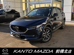 マツダ CX-5 2.5 25S Lパッケージ デモカーアップ車 19インチアルミ