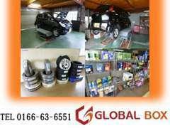 オイル交換・タイヤ販売も行っております!即時対応できますので詳しくはお気軽にご連絡ください^^