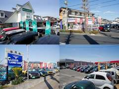 埼玉県越谷市に、5店舗のお店があります!詳しくはhttp://www.cloverland.jp
