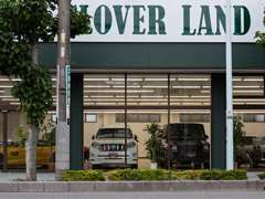 クローバーランド ショールーム!高級車を中心に展示しております。