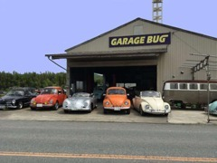 空冷VW専門店「GARAGE BUG」