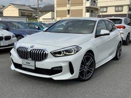 BMW 1シリーズ 118d Mスポーツ エディション ジョイ プラス ディーゼルターボ i-DriveナビPKG 18AW BKカメラ 電動シート