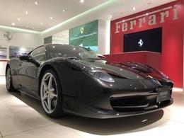 フェラーリ 458イタリア F1 DCT D車 20インチ鍛造スポーツホイール