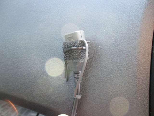 USBソケット