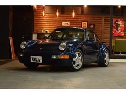 ポルシェ 911 ターボ 3.3ターボリミテッド 限定車