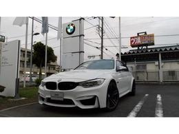 BMW M3セダン M DCT ドライブロジック ブラックレザー アダプティブMサス