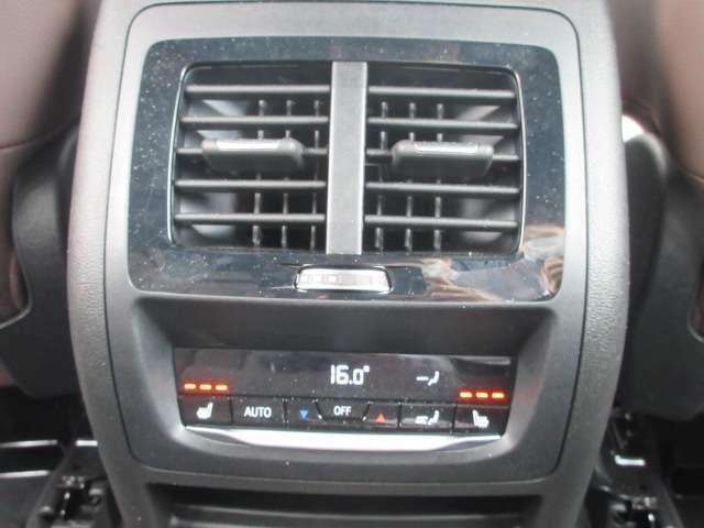 リヤシートヒーター装備で後部座席の方も快適です!