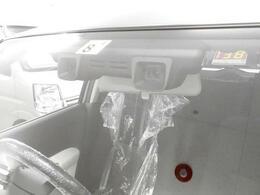 2つのカメラで歩行者も車も検知して、衝突防止または被害軽減を図ることが出来る「デュアルカメラブレーキサポート」を搭載!誤発信抑制機能、ふらつき警報機能なども備えた先進の安全装備です☆