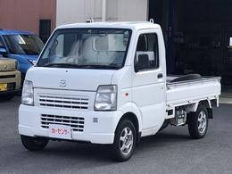 マツダ スクラムトラック 660 KC 3方開 4WD 車検R3年12月 オートマ