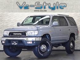トヨタ ハイラックスサーフ 2.7 SSR-V 4WD クラシックナロー仕様 リフトUP 新品AW