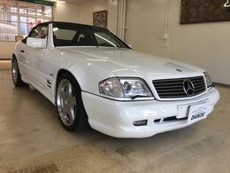 メルセデス・ベンツ SLクラス SL600 V12 AMGフルエアロ仕様・左H
