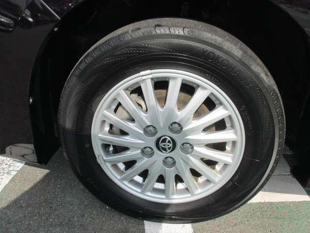 タイヤ周りのチェックも忘れずに♪
