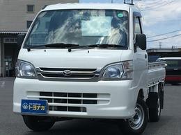ダイハツ ハイゼットトラック 660 エアコン・パワステスペシャル VS 3方開 マット バイザー