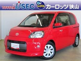 トヨタ ポルテ 1.5 F セーフティセンス 純正SDナビ ETC