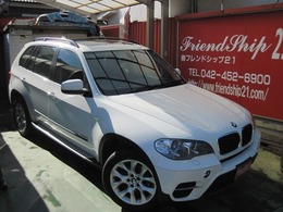 BMW X5 xドライブ 35d ブルーパフォーマンス 4WD ワンオ-ナ- 禁煙車 ディ-ゼルタ-ボ