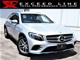 メルセデス・ベンツ GLC 250 4マチック スポーツ 4WD HDD/地デジ/Bモニ/Pバックドア/1オーナー