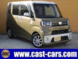 ダイハツ ウェイク 660 L SAII 4WD ツートン/W電動ドア/ナビTV/Btooth/LED/ETC