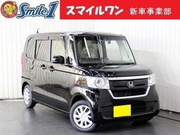ホンダ N-BOX 660 L 新車/装備10点付 7型ナビ ドラレコ