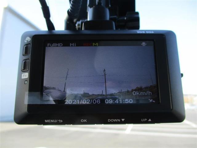 コムテック製ドライブレコーダー ZDR-026(2カメラ)
