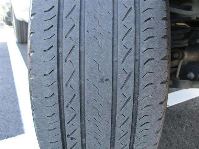 フロントタイヤ溝2mm