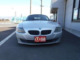 BMW Z4 ロードスター2.5i HDDナビ バックカメラ アルミホイール