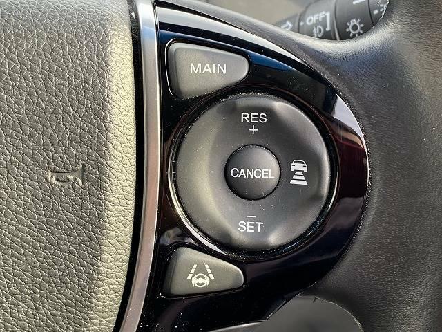 【アダクティブクルーズコントロール】高速走行や、渋滞での走行時でも、先行車との車間を維持しながらの走行が可能☆