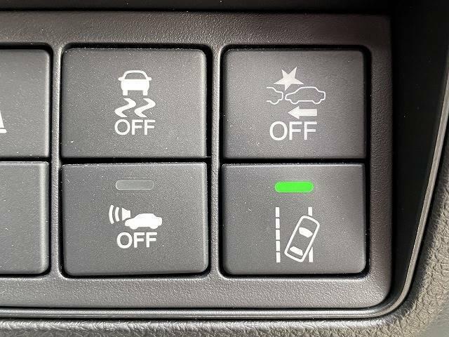 【ホンダセンシング】お車の安全を守る衝突軽減ブレーキです!ドライバーのミスや疲れをカバーして、事故を未然に防ぐ安全装備です☆