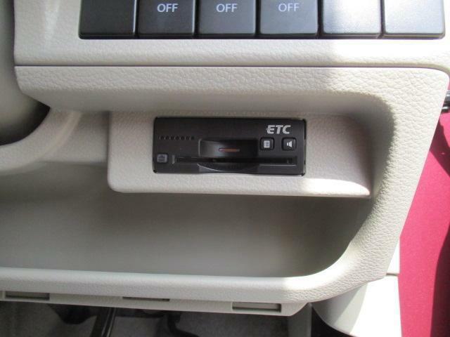 ETC付きです!納車当日から使えるよう、セットアップをして納車いたします!