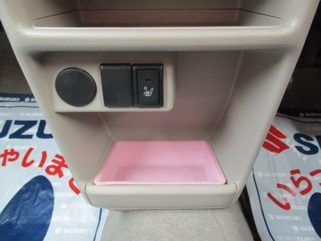 シートヒーターが搭載されております!すぐに温まりますので重宝します!!