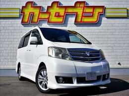トヨタ アルファード 3.0 G MSプレミアム ワンオーナー/Wサンルーフ/HID/フォグ