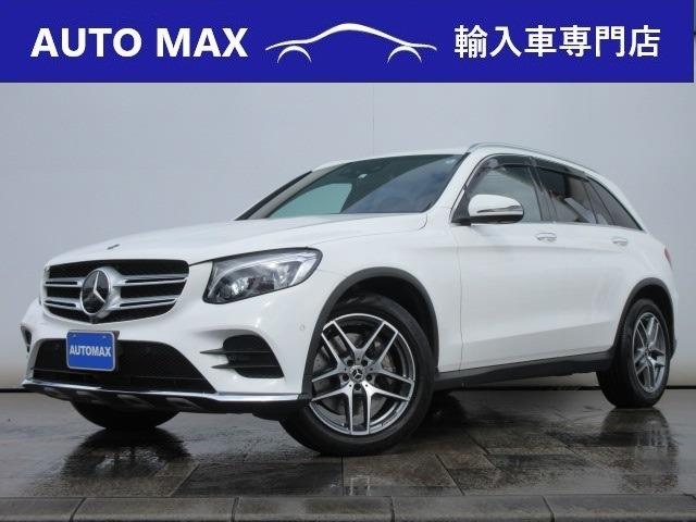 ◆2019y Mercedes Benz GLC220d4マチックスポーツ◆入庫致しました◆