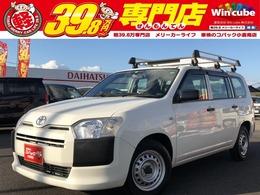 トヨタ プロボックスバン 1.5 DX コンフォート 車検整備・ナビ・ドラレコ・ルーフキャリア
