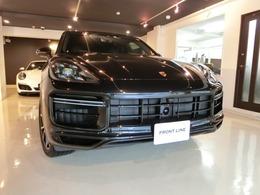 ポルシェ カイエン ターボ S E ハイブリッド ティプトロニックS 4WD 2021y パノラマSR 21inEXC   PCCB PSMP付