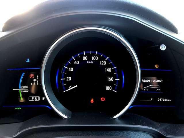 実走行47,360kmの低走行フィット☆走行管理システムチェック済みですので安心 更に当社は在庫車全台に実走行の保証付きで尚あんしんです♪♪