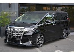 トヨタ アルファード 2.5 X ZEUS新車カスタム 寒冷地仕様