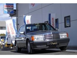 メルセデス・ベンツ 190クラス 190E 2.3 全塗装済 右ハンドル 自社ユーザー買取車