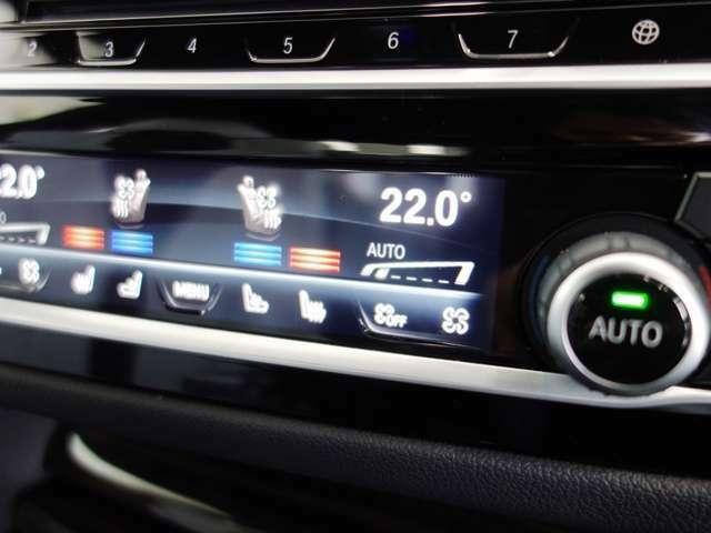 ☆シートヒーティング機能付きで、3段階の温度調整が可能です。冬は暖房よりも先に暖まり風もなく快適です。1度使うとやめられない機能の一つです。さらにシートクーラーも付いています。