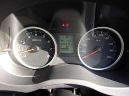メーターは平均燃費も表示できます!
