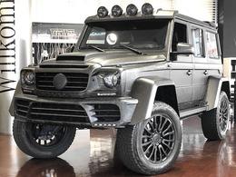 メルセデス・ベンツ Gクラス G550 4x4スクエアード 4WD GRONOS