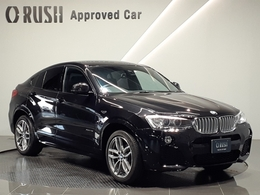 BMW X4 xドライブ28i Mスポーツ 4WD HDDナビTV 360°カメラ 純正19AW 禁煙車