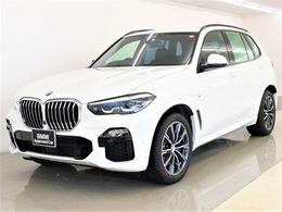 BMW X5 xドライブ 35d Mスポーツ 4WD 黒革HUDアダプティブMサスLiveコックピット
