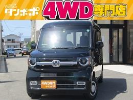 ホンダ N-VAN 660 +スタイル ファン ホンダセンシング 4WD 純正ナビ/フルセグTV バックカメラ