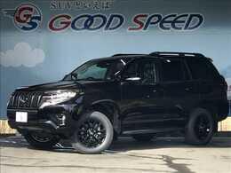トヨタ ランドクルーザープラド 2.8 TX Lパッケージ ブラック エディション ディーゼルターボ 4WD サンルーフ クリアランスソナー 7人