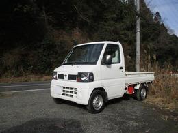 日産 クリッパートラック 660 SDエアコン付 タイヤ新品