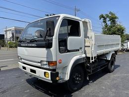 UDトラックス コンドル 4トン ダンプ