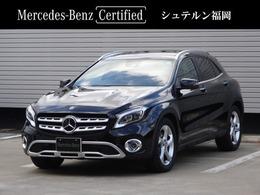 メルセデス・ベンツ GLAクラス GLA220 4マチック 4WD 元デモカー 新車保証継承