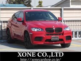 BMW X6 M 4.4 4WD ディーラー車 車検2年 HDDナビ クルコン